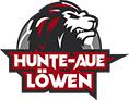 HSG Hunte-Aue Löwen Logo